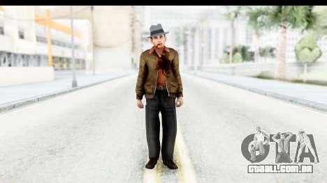 Mafia 2 - Marty Dead para GTA San Andreas segunda tela