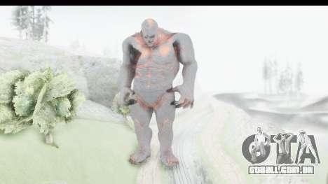 Perses para GTA San Andreas segunda tela