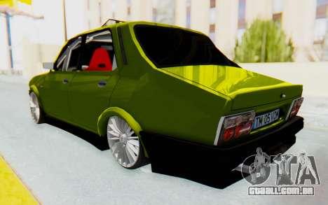 Dacia 1300 4x4 para GTA San Andreas esquerda vista