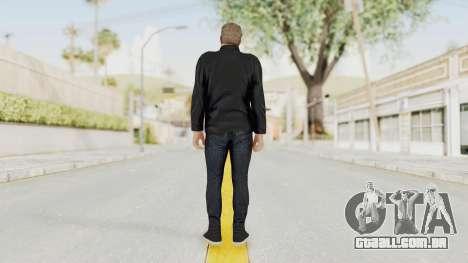 Steve Rogers & Barry Allen Flashpoint Paradox para GTA San Andreas terceira tela