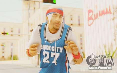Def Jam Fight For New York - Redman para GTA San Andreas