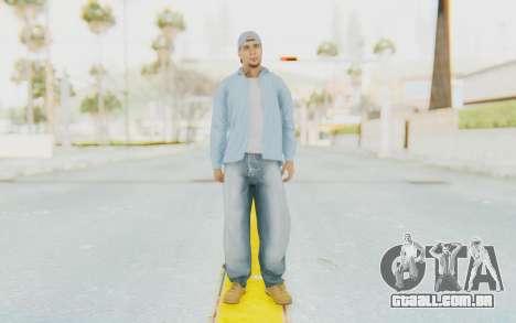 GTA 5 Aztecas Gang 1 para GTA San Andreas segunda tela