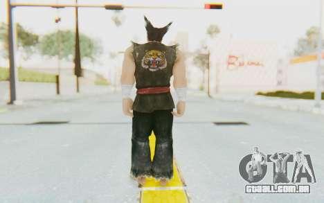 Heihachi Mishima (Young) para GTA San Andreas terceira tela