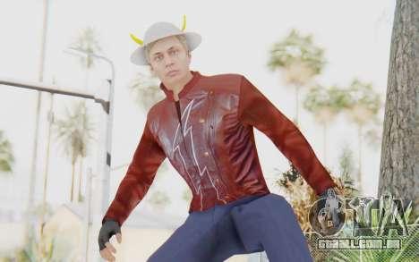 Jay Garrick (Hunter Zoolomon) para GTA San Andreas