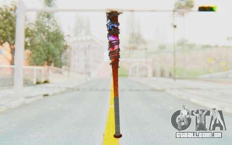 Lucile Bat v4 para GTA San Andreas terceira tela