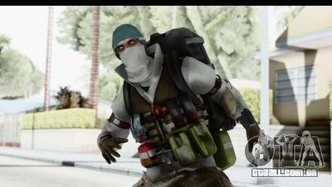 The Division Last Man Battalion - Medic para GTA San Andreas
