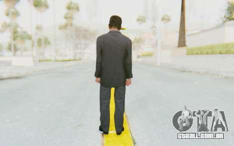 Mafia 2 - Gravina Boss Black para GTA San Andreas terceira tela