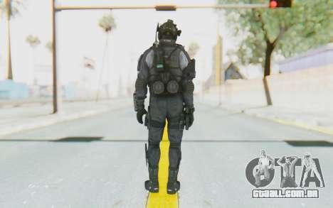 Federation Elite Assault Original para GTA San Andreas terceira tela