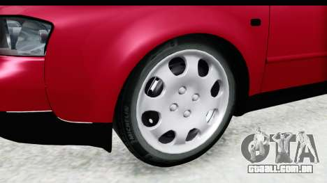 Audi A6 C5 Avant Sommerzeit para GTA San Andreas vista traseira