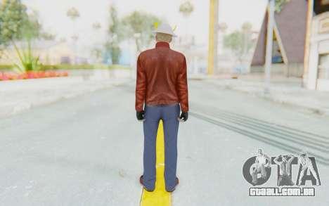 Jay Garrick (Hunter Zoolomon) para GTA San Andreas terceira tela