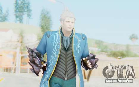 Devil May Cry 4 - Vergil Special Edition Beowulf para GTA San Andreas