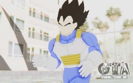 Dragon Ball Xenoverse Vegeta Android Saga para GTA San Andreas