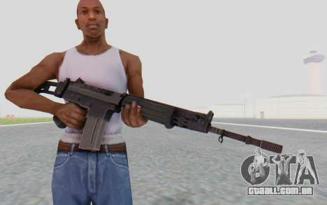 FN-FNC para GTA San Andreas