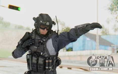 Federation Elite Assault Original para GTA San Andreas