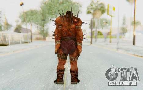 Hades v2 para GTA San Andreas terceira tela