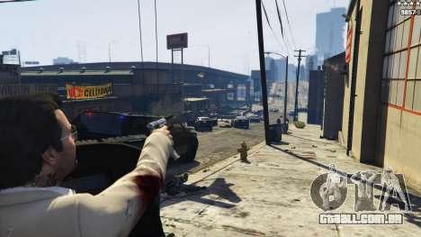 GTA 5 Shield Mod 0.2 segundo screenshot