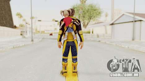 Dead Rising 2 Off The Record Psycho Chuck para GTA San Andreas terceira tela