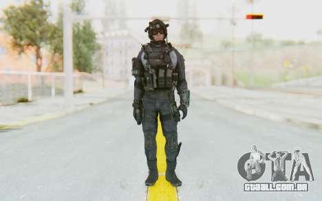 Federation Elite Assault Original para GTA San Andreas segunda tela