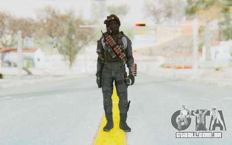Federation Elite Shotgun Original para GTA San Andreas segunda tela