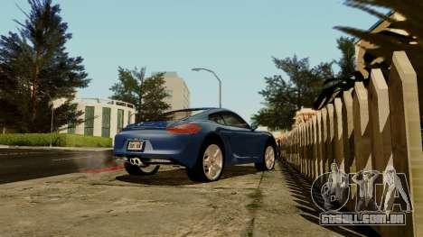 GeForce ENB para PC fraco para GTA San Andreas