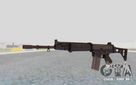 FN-FNC para GTA San Andreas segunda tela