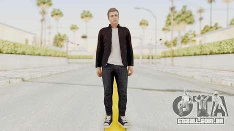 Steve Rogers & Barry Allen Flashpoint Paradox para GTA San Andreas segunda tela