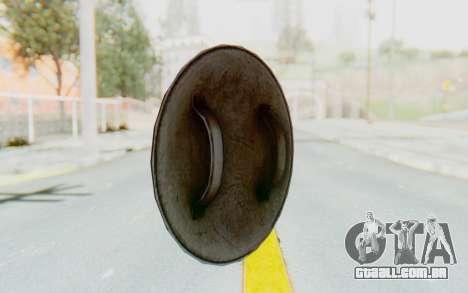 Deadpool Shield v2 para GTA San Andreas segunda tela