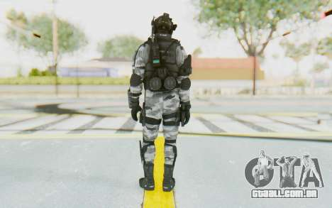 Federation Elite Assault Arctic para GTA San Andreas terceira tela