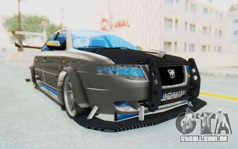 Ikco Soren Full Sport para GTA San Andreas vista direita