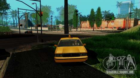 GeForce ENB para PC fraco para GTA San Andreas segunda tela