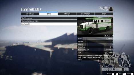 GTA 5 Heist Project 0.4.32.678 oitmo screenshot