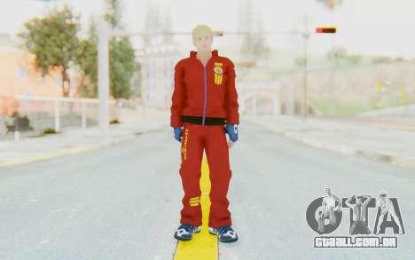 Slim Bob Skin para GTA San Andreas segunda tela
