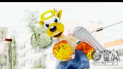 Kao Angel the Kangaroo Round 2 para GTA San Andreas