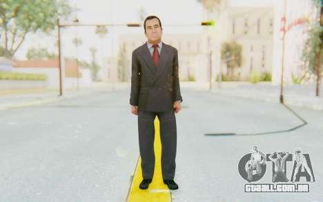 Mafia 2 - Gravina Boss Black para GTA San Andreas segunda tela