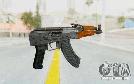 AK-47U v1 para GTA San Andreas terceira tela
