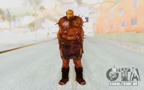Hades v2 para GTA San Andreas segunda tela