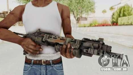 Black Ops 3 - KRM-262 para GTA San Andreas terceira tela