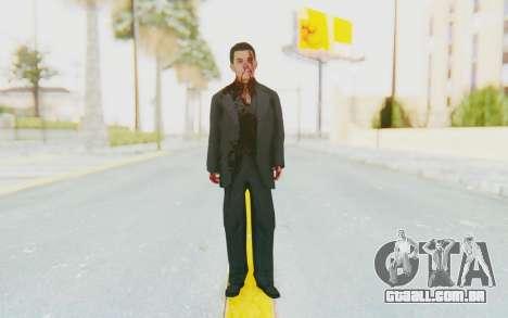 Mafia 2 - Henry Tomasino Dead para GTA San Andreas segunda tela