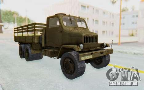 Praga V3S para GTA San Andreas