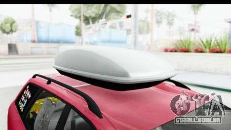 Audi A6 C5 Avant Sommerzeit para vista lateral GTA San Andreas