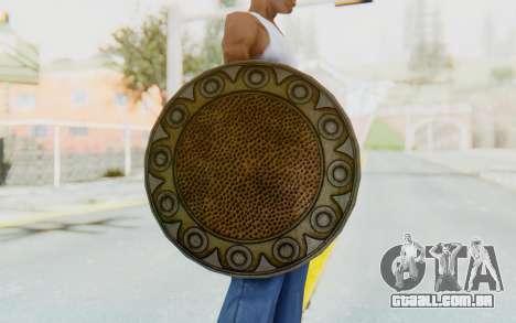 Amazonian Shield from IGAU para GTA San Andreas terceira tela