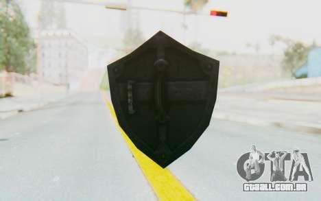 Hylian Shield from Legend of Zelda para GTA San Andreas segunda tela