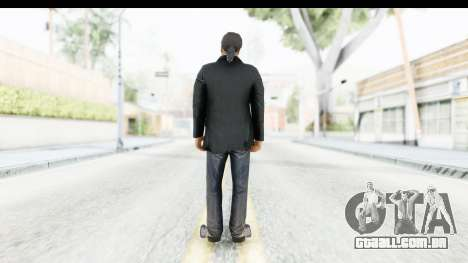 GTA 5 Mexican Gang 2 para GTA San Andreas terceira tela