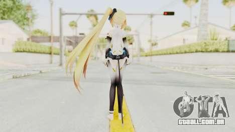 TDA Akita Neru Append para GTA San Andreas terceira tela