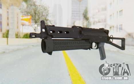 Federation Elite PP19 para GTA San Andreas