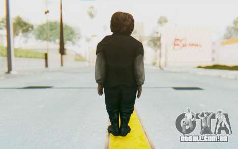 Game Of Thrones - Tyrion Lannister Prison Outfit para GTA San Andreas terceira tela