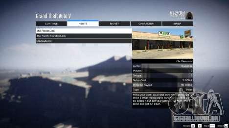 GTA 5 Heist Project 0.4.32.678 décimo imagem de tela