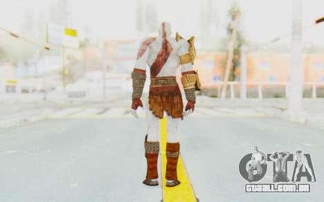 Kratos v1 para GTA San Andreas terceira tela
