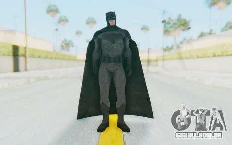 Batman from Batman Vs Superman para GTA San Andreas segunda tela