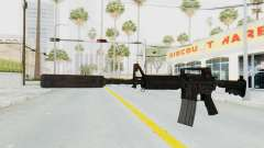 Assault M4A1 Silenced para GTA San Andreas